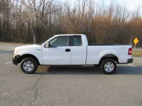 2005 Ford F-150 for sale at Pristine Auto Sales in Monroe NC