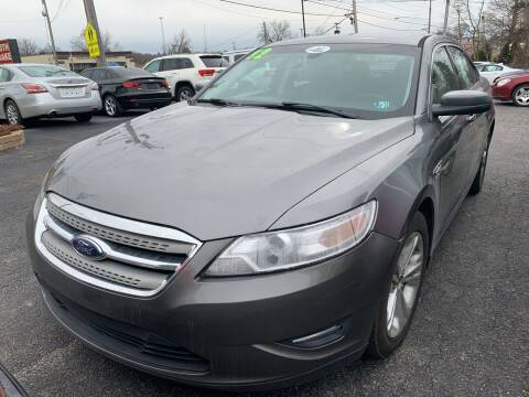 2012 Ford Taurus for sale at Boardman Auto Mall in Boardman OH