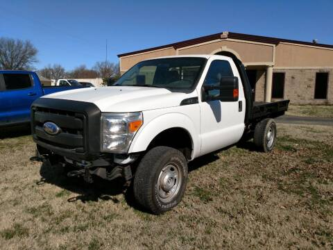 2011 Ford F-250 Super Duty for sale at KW TRUCKING OF KS in Saint Paul KS