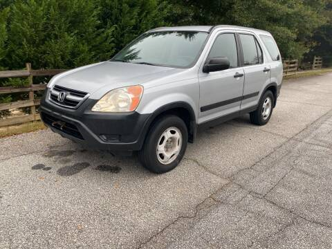 2004 Honda CR-V for sale at Front Porch Motors Inc. in Conyers GA