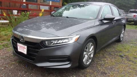 2018 Honda Accord for sale at Select Cars Of Thornburg in Fredericksburg VA
