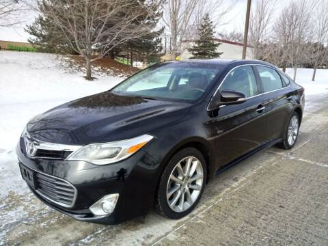 2014 Toyota Avalon for sale at Western Star Auto Sales in Chicago IL
