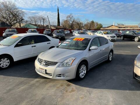 2012 Nissan Altima for sale at Mega Motors Inc. in Stockton CA