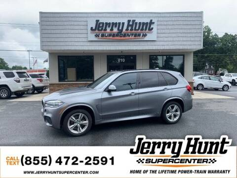 2015 BMW X5 for sale at Jerry Hunt Supercenter in Lexington NC