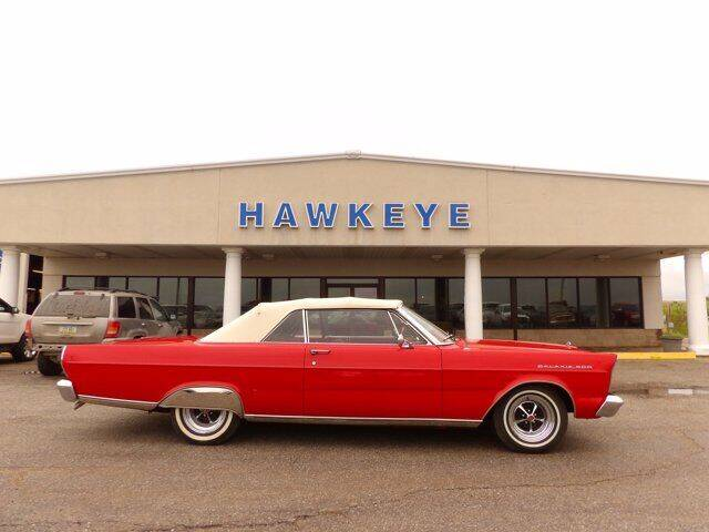 1965 Ford Galaxie 500 for sale in Red Oak, IA