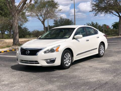 2015 Nissan Altima for sale at Mycarsonline LLC in Sanford FL