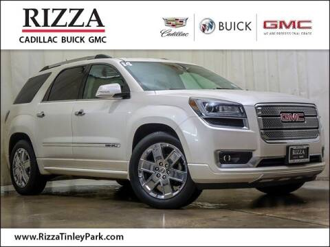 2014 GMC Acadia for sale at Rizza Buick GMC Cadillac in Tinley Park IL