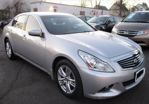 2013 Infiniti G37 Sedan for sale at Exem United in Plainfield NJ