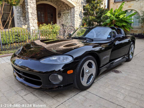 1995 Dodge Viper for sale at Mr. Old Car in Dallas TX