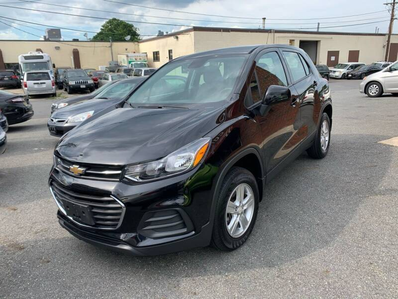 2017 Chevrolet Trax for sale at Cote & Sons Automotive Ctr in Lawrence MA