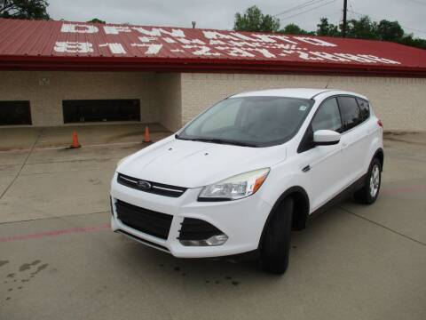 2013 Ford Escape for sale at DFW Auto Leader in Lake Worth TX