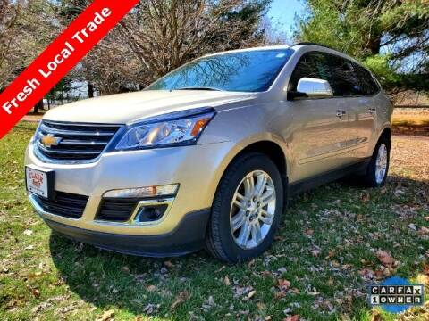 2014 Chevrolet Traverse for sale at Clark Chevrolet Sales Inc in Cayuga IN