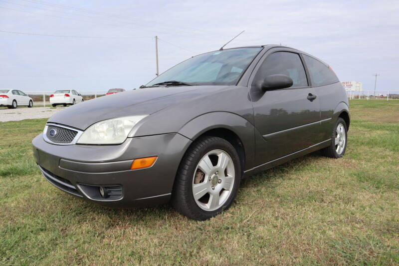 2007 Ford Focus for sale at Liberty Truck Sales in Mounds OK