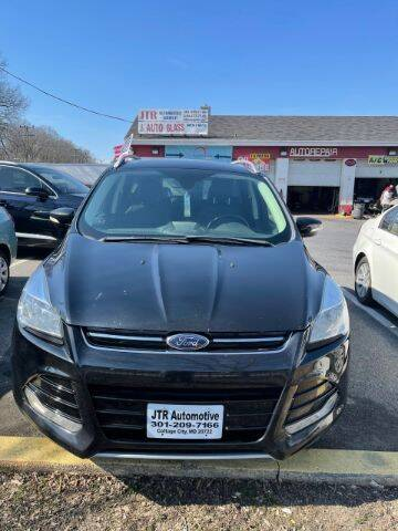 2014 Ford Escape for sale at JTR Automotive Group in Cottage City MD