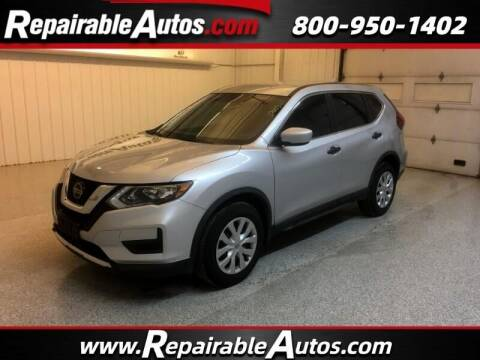 2018 Nissan Rogue for sale at Ken's Auto in Strasburg ND