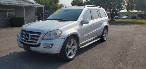 2009 Mercedes-Benz GL-Class for sale at Jacks Auto Sales in Mountain Home AR