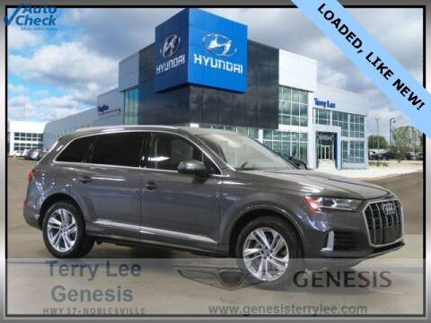 2020 Audi Q7 for sale at Terry Lee Hyundai in Noblesville IN