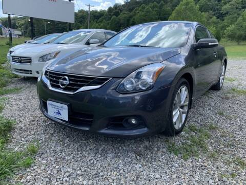 2011 Nissan Altima for sale at Court House Cars, LLC in Chillicothe OH