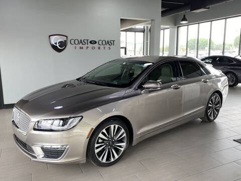 2018 Lincoln MKZ for sale at Coast to Coast Imports in Fishers IN