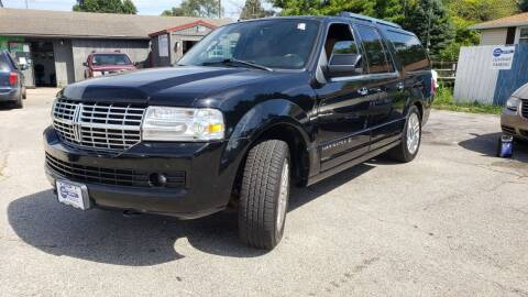 2011 Lincoln Navigator L for sale at New Start Motors LLC - Crawfordsville in Crawfordsville IN