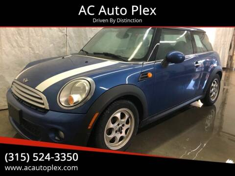 2013 MINI Hardtop for sale at AC Auto Plex in Ontario NY