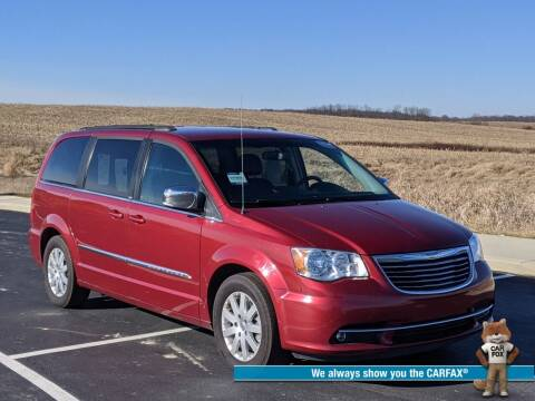 2012 Chrysler Town and Country for sale at Bob Walters Linton Motors in Linton IN