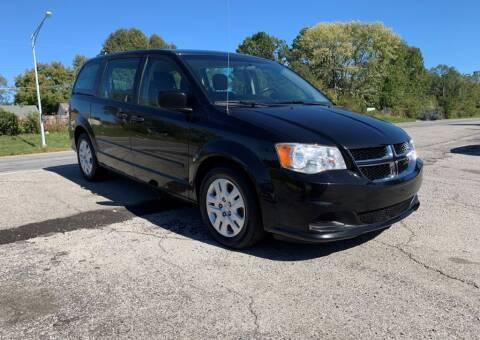 2014 Dodge Grand Caravan for sale at InstaCar LLC in Independence MO