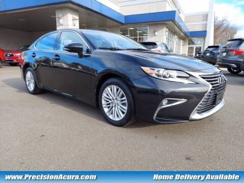 2017 Lexus ES 350 for sale at Precision Acura of Princeton in Lawrenceville NJ