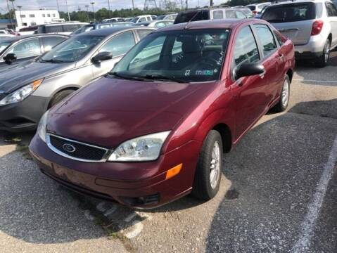 2007 Ford Focus for sale at Jeffrey's Auto World Llc in Rockledge PA