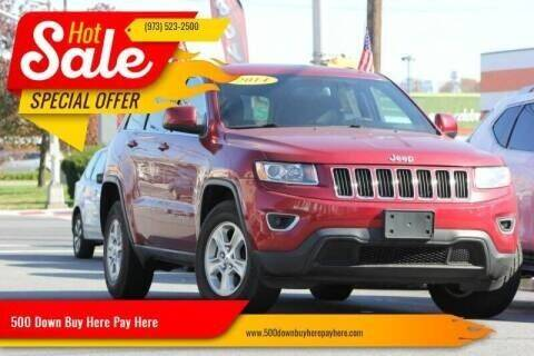 2014 Jeep Grand Cherokee for sale at Dina Auto Sales in Paterson NJ