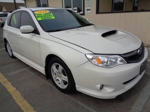 2010 Subaru Impreza for sale at BBL Auto Sales in Yakima WA