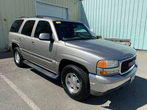 2001 GMC Yukon for sale at Quintero's Auto Sales in Vacaville CA