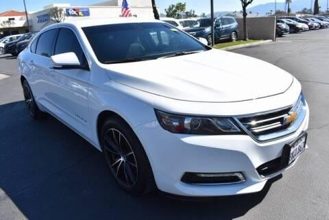2019 Chevrolet Impala for sale at DIAMOND VALLEY HONDA in Hemet CA