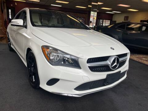 2018 Mercedes-Benz CLA for sale at John Warne Motors in Canonsburg PA