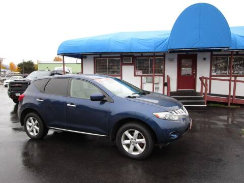 2010 Nissan Murano for sale at Jim's Cars by Priced-Rite Auto Sales in Missoula MT