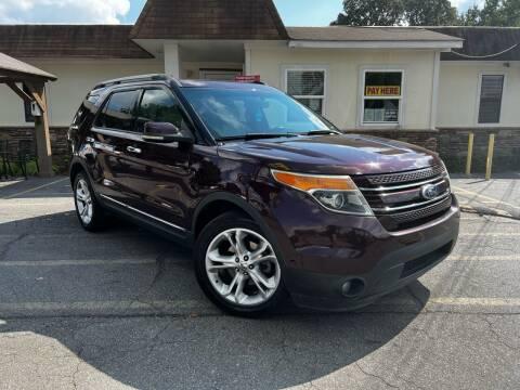 2011 Ford Explorer for sale at Hola Auto Sales Doraville in Doraville GA