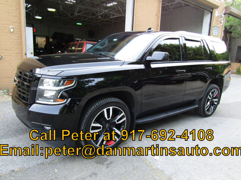 2018 Chevrolet Tahoe for sale at Dan Martin's Auto Depot LTD in Yonkers NY