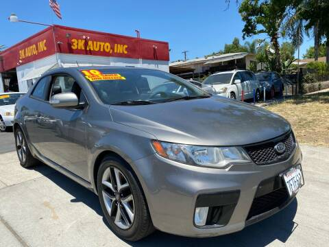 2010 Kia Forte Koup for sale at 3K Auto in Escondido CA