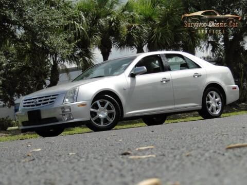 2005 Cadillac STS for sale at SURVIVOR CLASSIC CAR SERVICES in Palmetto FL