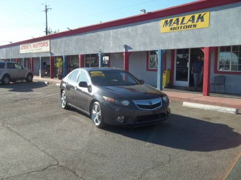 2013 Acura TSX for sale at Atayas Motors INC #1 in Sacramento CA