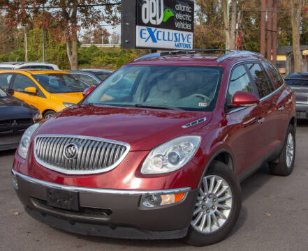 2010 Buick Enclave for sale at EXCLUSIVE MOTORS in Virginia Beach VA