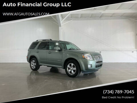 2008 Mercury Mariner for sale at Auto Financial Group LLC in Flat Rock MI