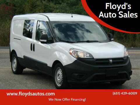 2017 RAM ProMaster City Wagon for sale at Floyd's Auto Sales in Stillwater MN