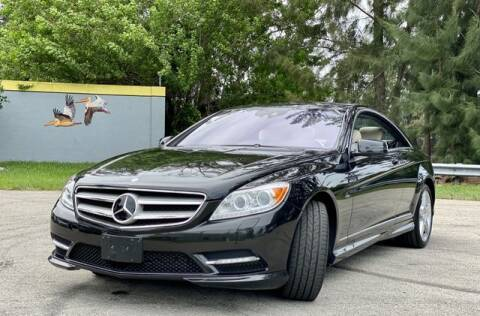 2011 Mercedes-Benz CL-Class for sale at Exclusive Impex Inc in Davie FL