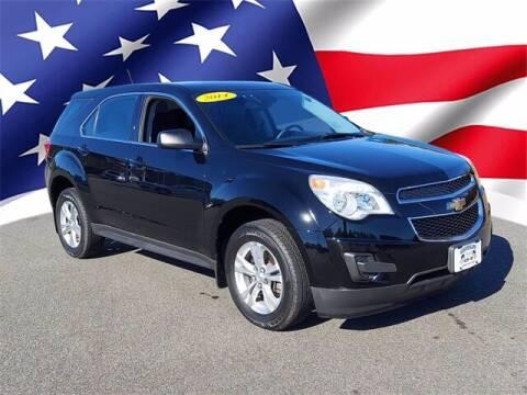 2014 Chevrolet Equinox for sale at Gentilini Motors in Woodbine NJ