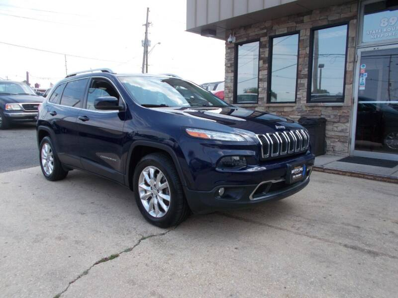 2015 Jeep Cherokee for sale at Preferred Motor Cars of New Jersey in Keyport NJ