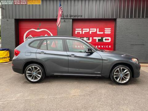 2014 BMW X1 for sale at Apple Auto Sales Inc in Camillus NY