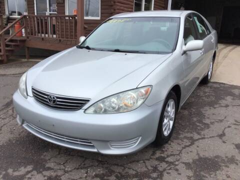 2006 Toyota Camry for sale at Sparkle Auto Sales in Maplewood MN