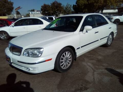 2005 Hyundai XG350 for sale at Larry's Auto Sales Inc. in Fresno CA