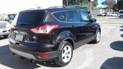 2013 Ford Escape for sale at Goleta Motors in Goleta CA